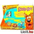 Eladó 30cm-es Scooby Doo autó és Fred sofőr figura - kinyitható és gurítható Mystery Machine, a Banda nyom
