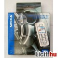 Eladó Nokia (Gyári CA-55)(6230/7250i és) Autós Tartó Kábellal ÚJ (4db kép :)