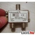 Eladó Teletronik 2-way Splitter H2772 04dB 5-1000MHz (2képpel)