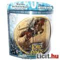 Gyűrűk Ura / Hobbit figura - mini Gondorian Horseman mini ló és lovas szobor figura - 8-9cm-es Lord