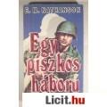 Eladó Egy Piszkos Háború (Nyomdahibás) 1991 3képpel :) Zrínyi Kiadó