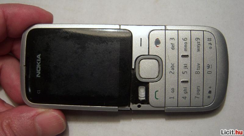 Licit.hu Nokia C1-01 (Ver.6) 2010 Rendben Működik (elvileg ...
