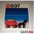 LEGO Leírás 697 (1976) (98345) 3képpel :)