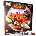 Eladó World of Warcraft - Orc rakétával vs Sötét Elf tigrissel - 128 elemes LEGO típ. Mega Bloks építőjáté