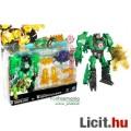 Eladó Transformers - 11cm-es Grimlock Dinobot + Mini-Con / Minicon átalakítható robot figura - Autobot Rob