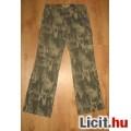 Eladó vagány terepmintás nadrág,méret:36