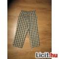 Eladó kockás vászon nadrág,méret:116