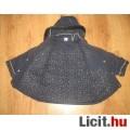 virágos meleg téli kabátka,méret:98/104