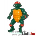 Eladó Tini Nindzsa Teknőcök retro figura - Raffaello 1988 vitnage / retro Ninja Turtles figura első kiadás