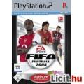 Eladó PlayStation2 játék, Fifa football 2005 Platinum.
