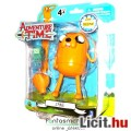 Eladó Adventure Time / Kalandra Fel - 12cm-es Jake figura mozgatható végtagokkal és Beemo mini figu