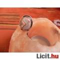Eladó  Természetes csíkos achát gyűrű 16,6cm 52-es