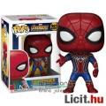 Eladó 10cmes Funko POP figura Pókember Iron Spider-Man figura - Marvel Boszúállók / Avengers Infinity War