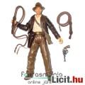 Eladó 10cmes Indiana Jones figura - Indy figura ostorral és revolverrel - Frigyláda fosztogatói - csom. né