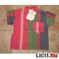 Polichnelle csíkos nyári ing,méret.68/74,új