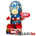 Eladó Avengers / Bosszúállók figura - 30cmes Amerika Kapitány plüss figura mozi film megjelenéssel - Marve