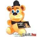Eladó Five Nights at Freddys plüss játék figura Freddy / Freddie Fazbear 22cmes plüss figura - Új, eredeti