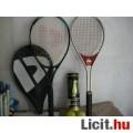 Eladó Tenisz ütők ( 2 db. ) labdákkal