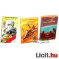 Eladó Használt könyv - 3db Scifi: Frank Herbert Dűne 2, Isaac Asimov Alapítvány és Föld, Harrison Rozsdame