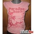 Eladó Női pink Paradise póló,méret:38