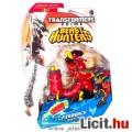 Eladó Transformers figura - Predacon Lazerback 14cm-es Prime Deluxe sárkánnyá alakítható robot figura fegy