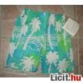 Eladó  batikolt pálmafás nyári rövidgatyó,méret:92/98