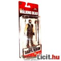 Eladó 14cmes Walking Dead - Daryl / Deril figura - gyűjtői McFarlane Zombi Horror TV sorozat figura mozgat