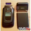 Nokia 6085 előlap, akkufedél többféle változatban