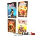 Eladó Használt könyv - 4db TV - Dr / Doctor Who Az idő fogságában, StarGate / Csillagkapu Megtorlás, ifjú
