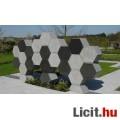 UJDONSÁG !urnafalnak hexagon kolumbárium építő fakk