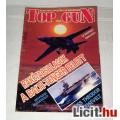 Eladó Top Gun 1993/8 (5kép+Tartalomjegyzék :) retro repülős magazin