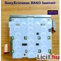 Eladó Bontott billentyűzet panel, fólia: SonyEricsson K660.