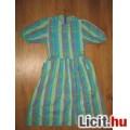 Eladó csinos kézműves lányka ruha,méret:140/146