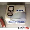 Eladó Nokia 2610 (2006) Üres Doboz Gyűjteménybe (7képpel :)