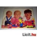 Eladó LEGO Duplo Katalógus 1987 3-nyelvű (150182/150282-EU-II) 5képpel :)