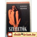 Szeretők (Havas Henrik) 2002 (Riport, interjú) 5kép+tartalom