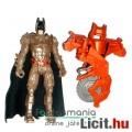 Batman figura - 10 cm-es Batman figura páncélos megjelenéssel, ráadható körfűrészes vérttel