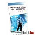 Eladó Ultimate Guard képregény fólia - 100db 184x268mm Regular Size Comic Bags RESEALABLE védőfólia csomag