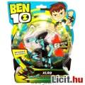 Eladó Ben 10 figura - 13cmes Villámmanó / XLR8 idegen játék figura mozgatható végtagokkal - Új Ben10 széri