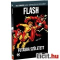 Eladó új  DC Comics Nagy Képregénygyűjtemény - Flash / Villám futásra született keményfedeles Year One kép