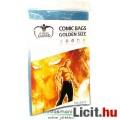 Eladó Ultimate Guard képregény fólia - 100db 197x268mm Golden Size Comic Bags védőfólia csomag - Nagy DC C