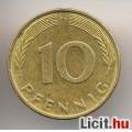 BDR  10-10-10 Pfennig