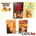 Eladó Használt könyv - 5db angol regény Of Mice and Men, One Flew Over the Cuckoo's Nest, Sherlock Hol