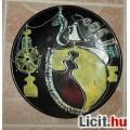 Eladó fali tányér,kézműves termék