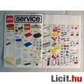 LEGO Service Katalógus 1994 (991183/991283)