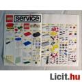 Eladó LEGO Service Katalógus 1994 (991183/991283)