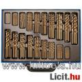 Eladó BGS-2000 Spirálfúró készlet HSS 5% kobaltötvözet 1-10mm 170 darabos