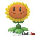 KNex Plants vs Zombies figura - Sunflower / Napraforgó virág minifigura 4-5-es mozgatható, kompatibi
