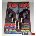 Eladó Top Gun 1995/1 (4kép+Tartalomjegyzék :) retro repülős magazin