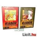 Eladó eredeti DVD film - Kimba A Fehér Oroszlán 1. és 2. DVD - klasszikus anime rajzfilm / mese - új, fóli